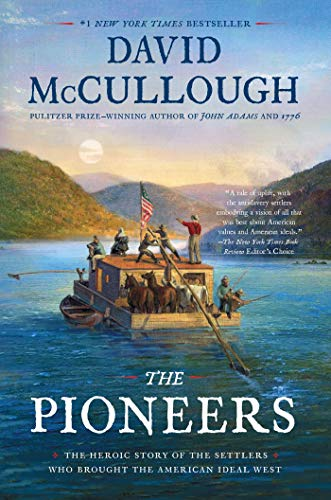 David McCullough - The Pioneers Audio Book Stream
