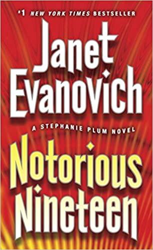 Janet Evanovich - Notorious Nineteen Audio Book Stream