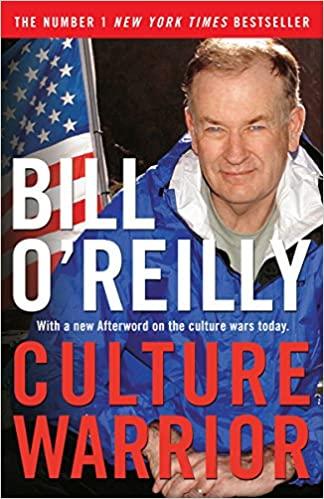 Bill O'Reilly - Culture Warrior Audio Book Stream