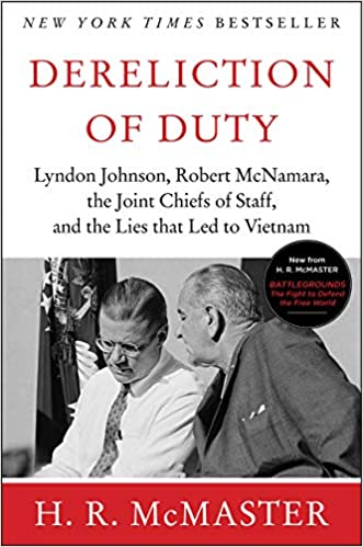 H. R. McMaster - Dereliction of Duty Audio Book Free