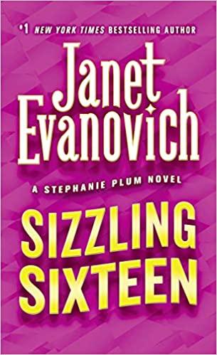 Janet Evanovich - Sizzling Sixteen Audio Book Free