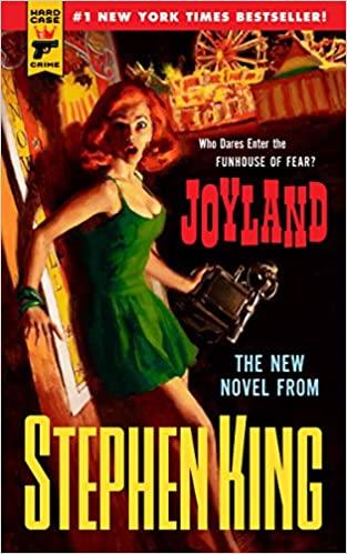 Stephen King - Joyland Audio Book Stream