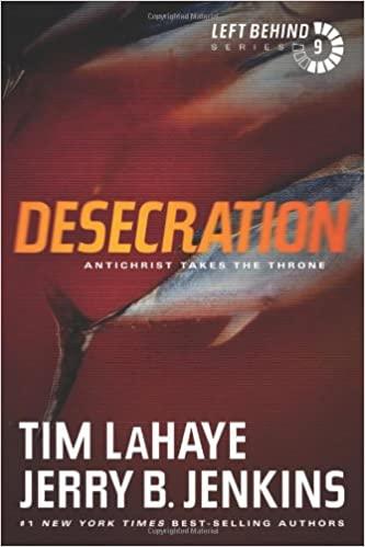 Tim LaHaye - Desecration Antichrist Takes the Throne Audio Book Free