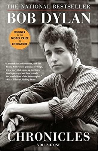 Bob Dylan - Chronicles Audio Book Stream
