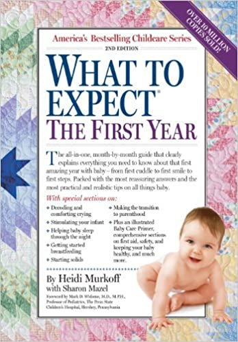 Heidi Murkoff - What to Expect the First Year Audio Book Free