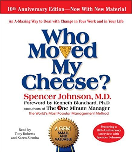 Spencer Johnson M.D. - Who Moved My Cheese Audio Book Stream