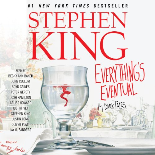 Stephen King - Everything's Eventual Audio Book Free