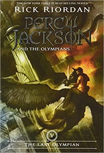Rick Riordan - The Last Olympian Audio Book Stream