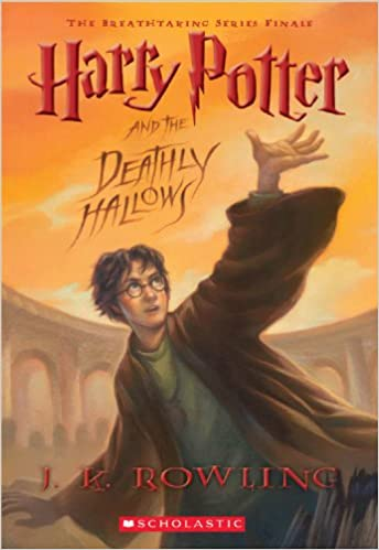 J. K. Rowling - Harry Potter and the Deathly Hallows Audio Book Free