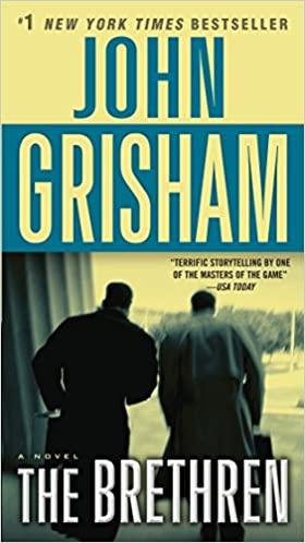 John Grisham - The Brethren Audio Book Free