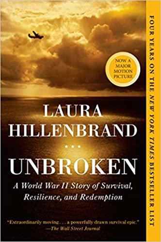 Laura Hillenbrand - Unbroken Audio Book Free