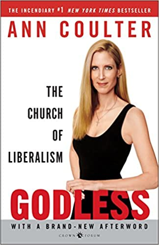 Ann Coulter - Godless Audio Book Free