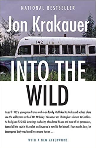 Jon Krakauer - Into the Wild Audio Book Stream