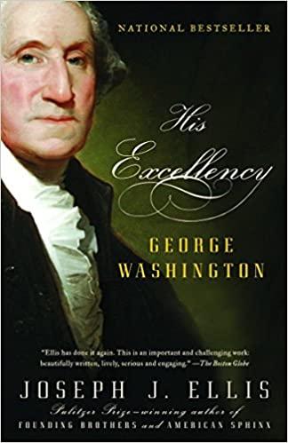 Joseph J. Ellis - His Excellency Audio Book Stream
