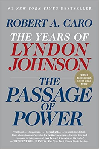 Robert A. Caro - The Passage of Power Audio Book Free