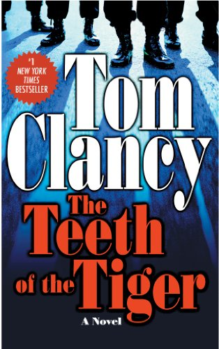 Tom Clancy - The Teeth Of The Tiger Audio Book Free
