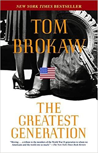Tom Brokaw - The Greatest Generation Audio Book Free