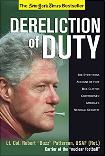 Robert Patterson - Dereliction of Duty Audio Book Free