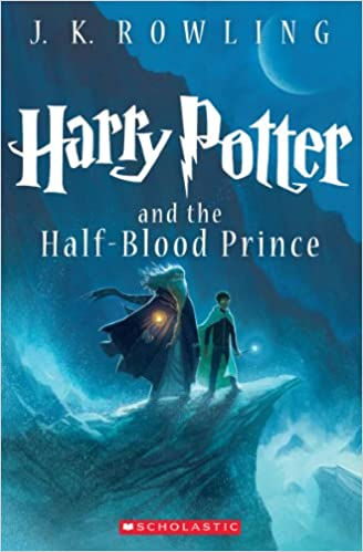 J.K. Rowling - Harry Potter and the Half-Blood Prince Audio Book Stream