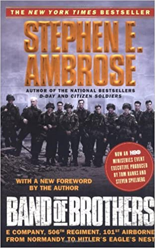Stephen E. Ambrose - Band of Brothers Audio Book Stream