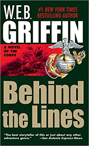 W.E.B. Griffin - Behind the Lines Audio Book Stream