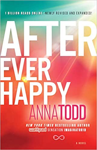 Anna Todd - After Ever Happy Audio Book Stream