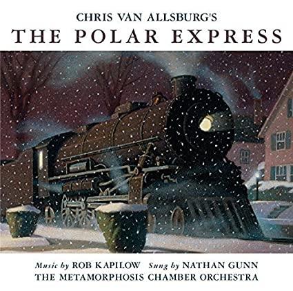 HABER,YOTAM - The Polar Express & Dr. Seuss's Gertrude McFuzz by GPR Records Audio Book Free