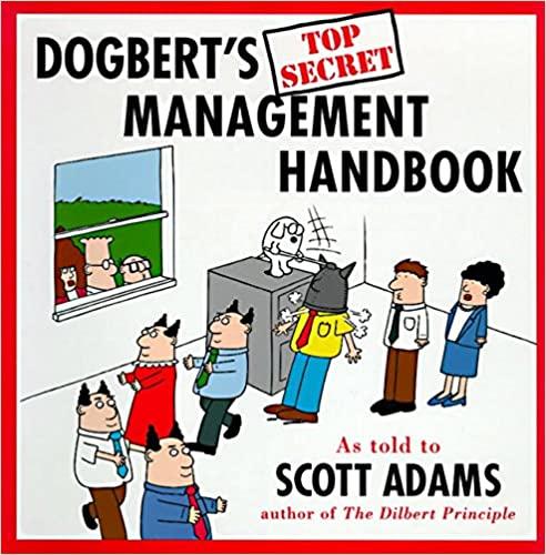 Scott Adams - Dogbert's Top Secret Management Handbook Audio Book Stream