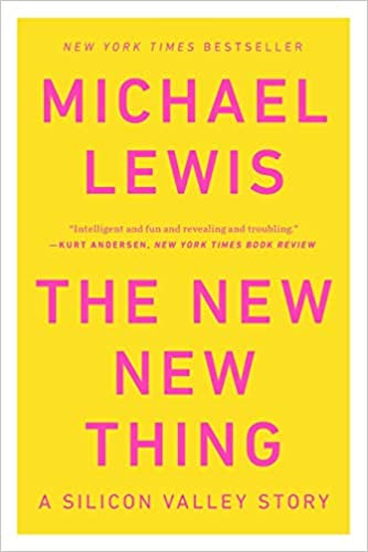Michael Lewis - The New New Thing Audio Book Free
