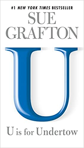 Sue Grafton - U is for Undertow Audio Book Free