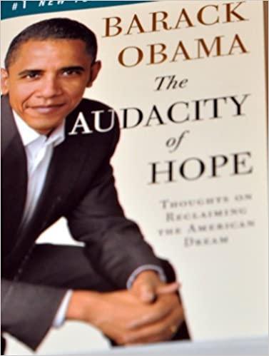 Barack Obama - The Audacity of Hope Audio Book Free