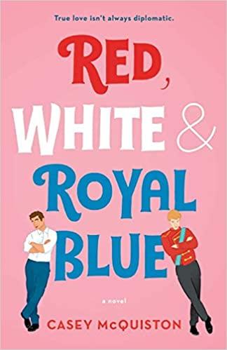 Casey McQuiston - Red, White & Royal Blue Audio Book Free