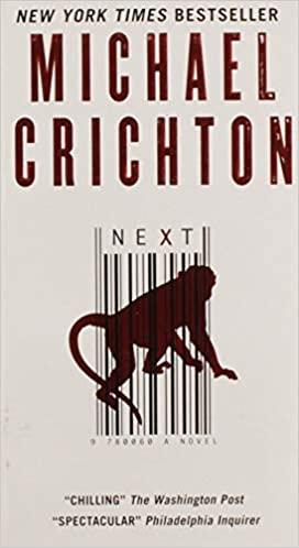 Michael Crichton - Next Audio Book Free