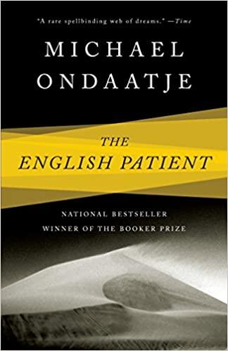Michael Ondaatje - The English Patient Audio Book Stream