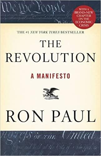 Ron Paul - The Revolution Audio Book Free