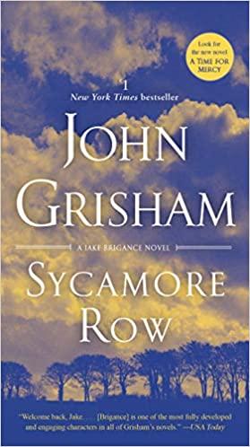 John Grisham - Sycamore Row Audio Book Free