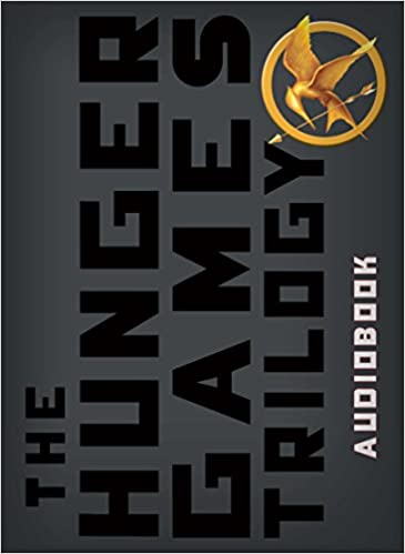 Suzanne Collins - The Hunger Games Trilogy Audio Book Free