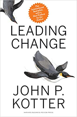John P. Kotter - Leading Change, With a New Preface by the Author Audio Book Free