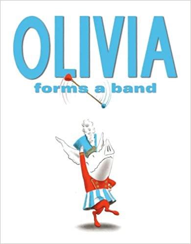 Ian Falconer - Olivia Forms a Band Audio Book Free