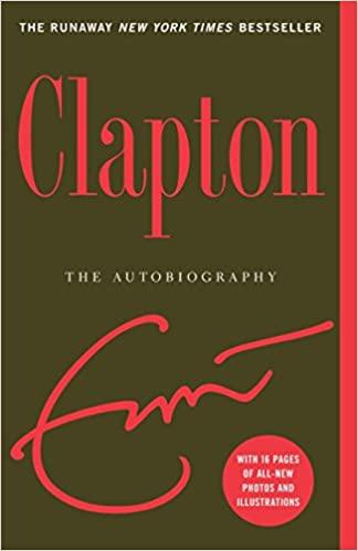 Eric Clapton - Clapton Audio Book Free