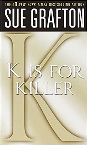 "Sue Grafton - ""K"" is for Killer Audio Book Free"