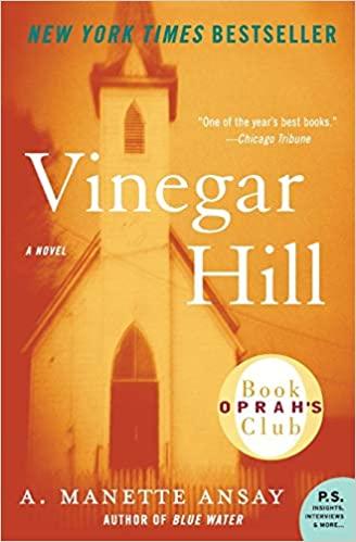 A. Manette Ansay - Vinegar Hill (P.S.) Audio Book Free