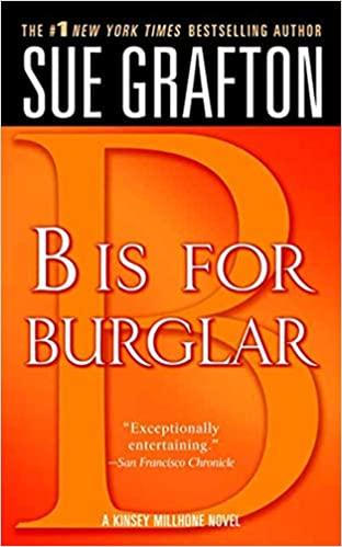 Sue Grafton - B is for Burglar Audio Book Free
