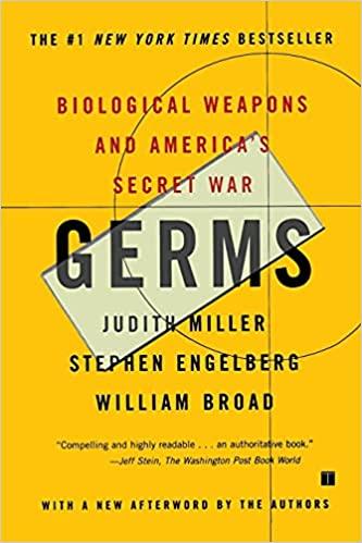 Judith Miller - Germs Audio Book Free