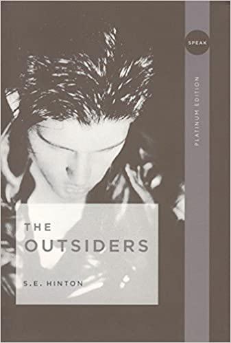 S. E. Hinton - The Outsiders Audio Book Free