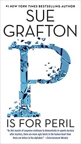 Sue Grafton - P is for Peril Audio Book Free