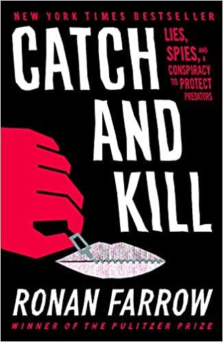 Ronan Farrow - Catch and Kill Audio Book Free