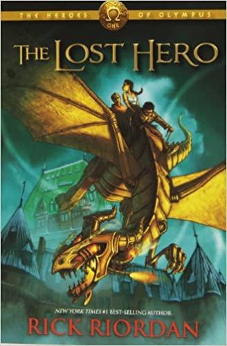 Rick Riordan - The Lost Hero Audio Book Free