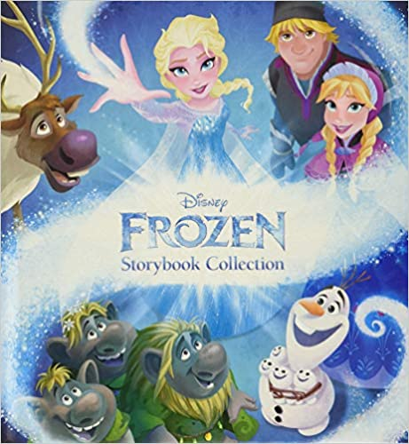 Disney Book Group - Frozen Storybook Collection Audio Book Free