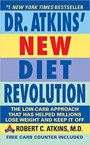 Robert C. Atkins - Dr. Atkins' New Diet Revolution Audio Book Free